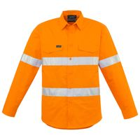 Mens Hi Vis Hoop Taped Shirt Thumbnail