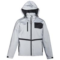 Unisex Streetworx Reflective Waterproof Jacket Thumbnail