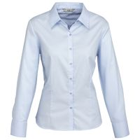 Ladies Luxe Long Sleeve Shirt Thumbnail