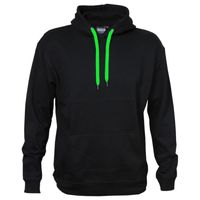 Contrast Drawcord Hoodie Thumbnail