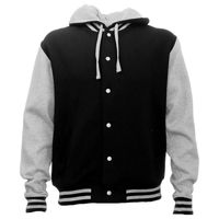 Hooded Letterman Thumbnail